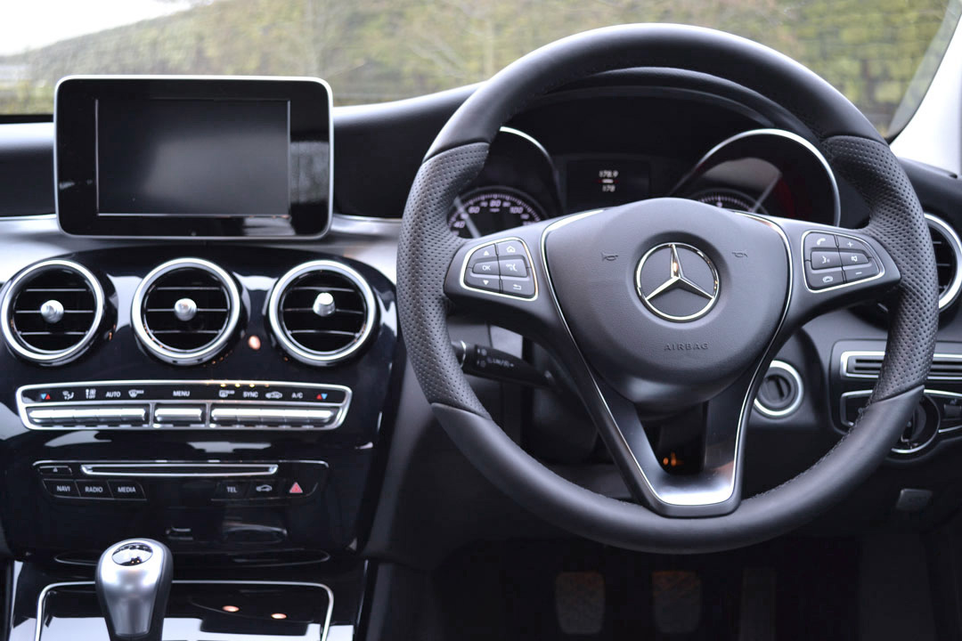 C Class Front