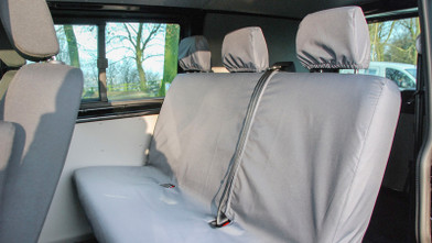 VW Kombi Highline Rear Passenger Seats