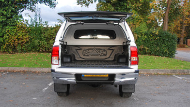 Toyota Hilux Invincible Rear Open