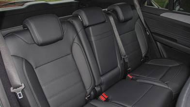 Mercedes benz GLE Rear Seats