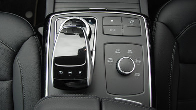 Mercedes benz GLE Central Controls