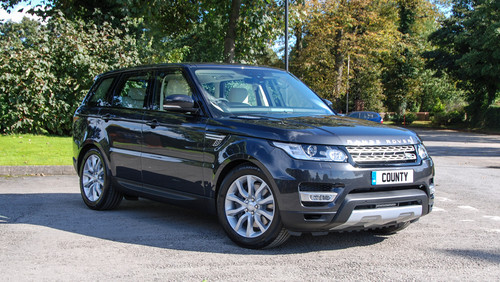 Range Rover Sport HSE Automatic SDV6
