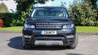 Range Rover Sport HSE Automatic SDV6 Front