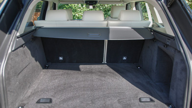 Range Rover Sport HSE Automatic SDV6 Boot Space