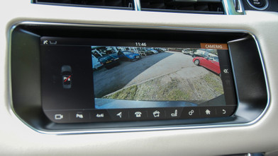 Range Rover Sport HSE Automatic SDV6 Parking Cameras