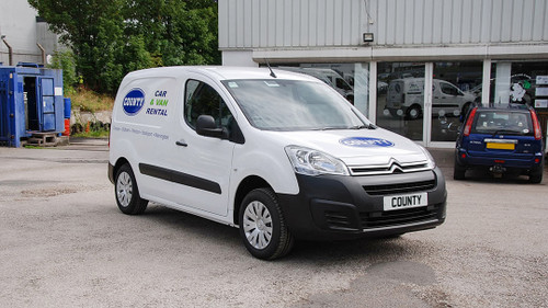 Citroen Berlingo 1.6HDi L1 Enterprise Van Front