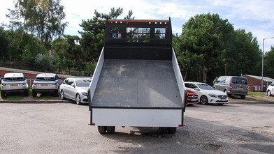 Ford Transit Double Cab One-Stop-Shop 7 Seat Tipper Rear Open