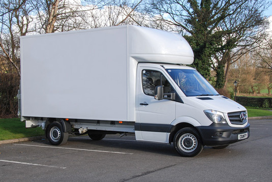 5a578a18f3 Mercedes Sprinter 4m Luton Box Van on Contract Hire