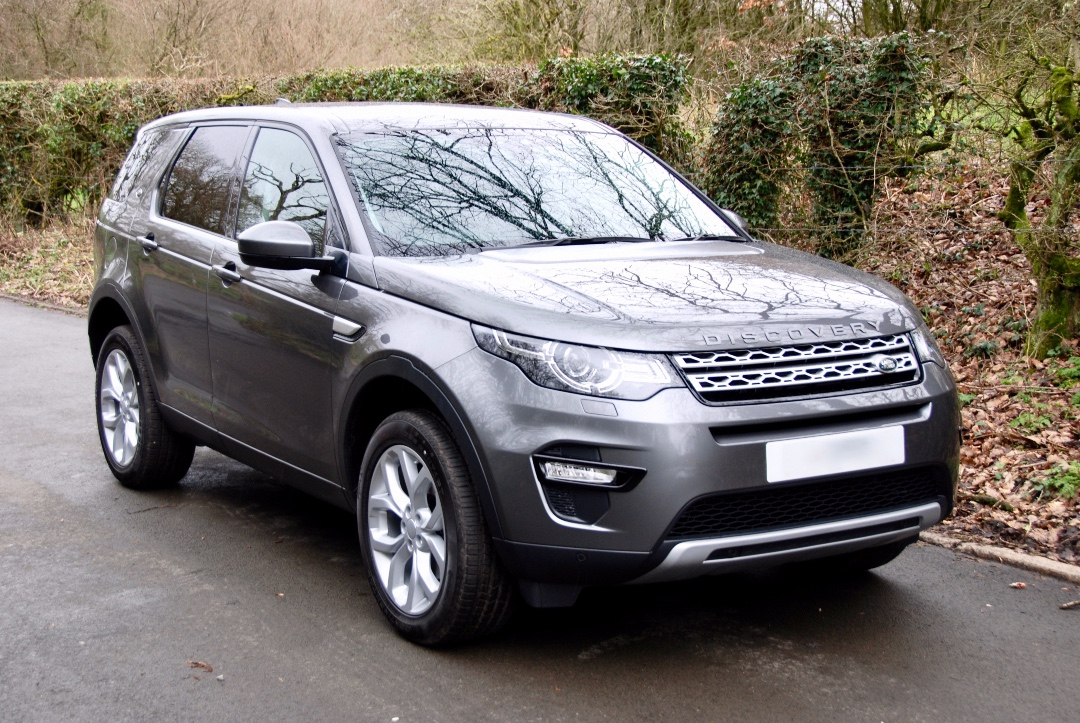 land rover discovery sport hse auto 7 seat county car van rental. Black Bedroom Furniture Sets. Home Design Ideas