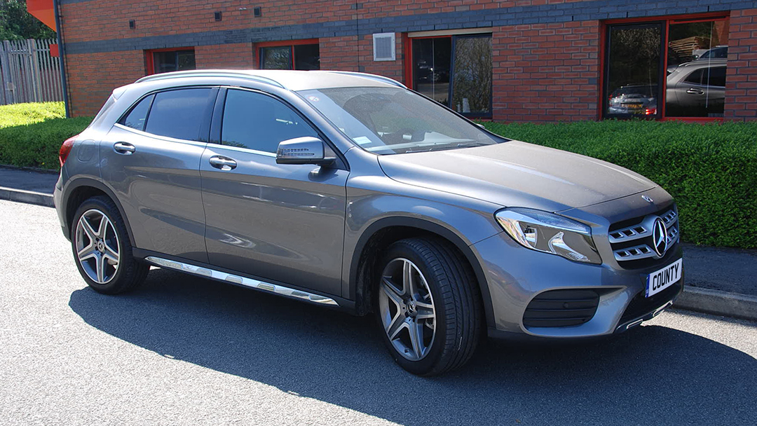 Mercedes Benz Gla 2 1d 4 Matic Amg Line Automatic 5dr For