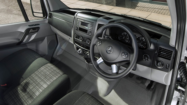 Mercedes Benz Sprinter Lwb 4m Panel Van On Contract Hire County Car Van Rental