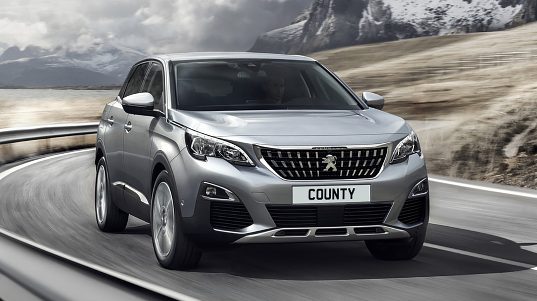 peugeot 3008 allure 1 6 bluehdi suv on contract hire. Black Bedroom Furniture Sets. Home Design Ideas