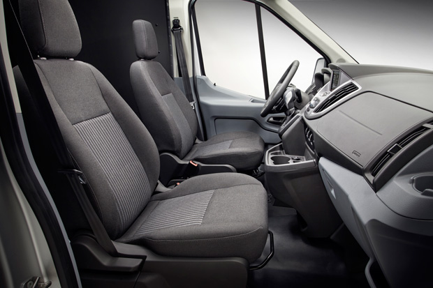 Ford Transit LWB Magnetic Interior