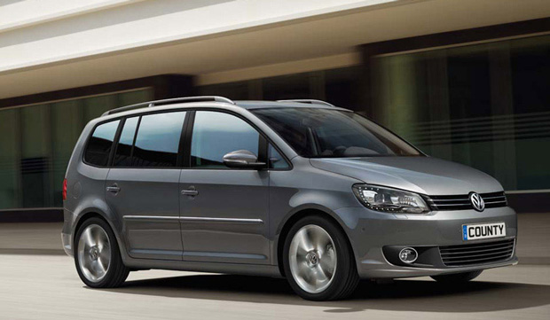 VW Touran Urano Grey