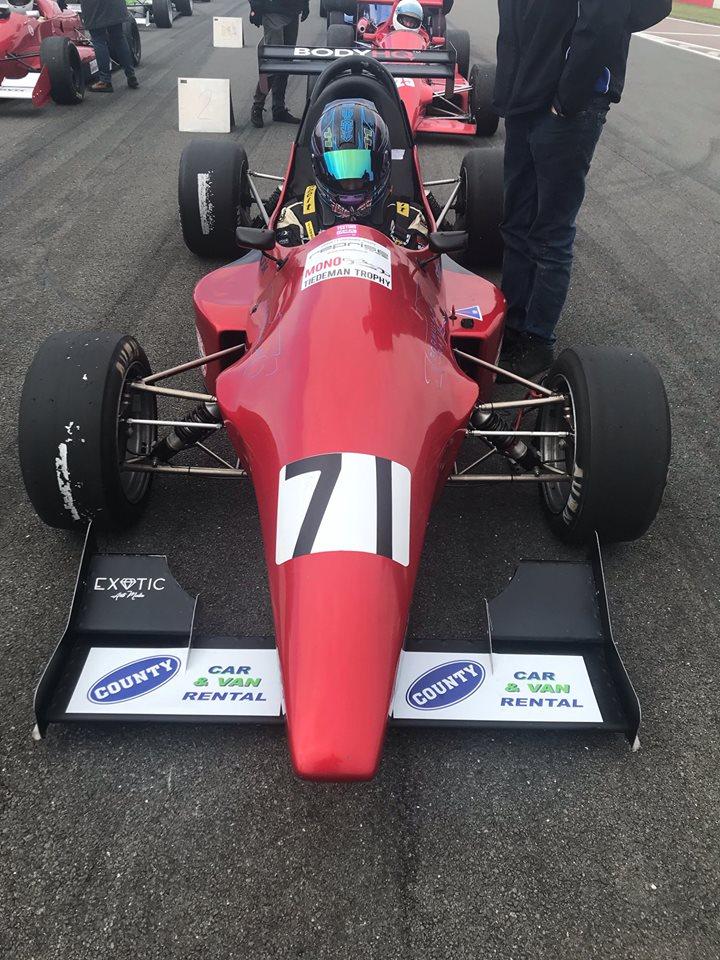 90e799f87e County in the Community  Monoposto Racing Championship