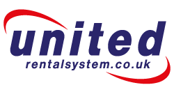United Rental System homepage